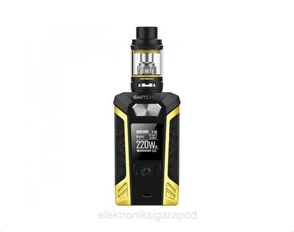 Vaporesso Switcher 220W Kit Sarı Renk