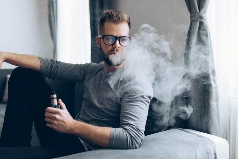 Güvenli elektronik sigara