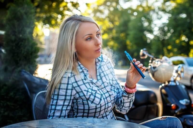 E sigara likit