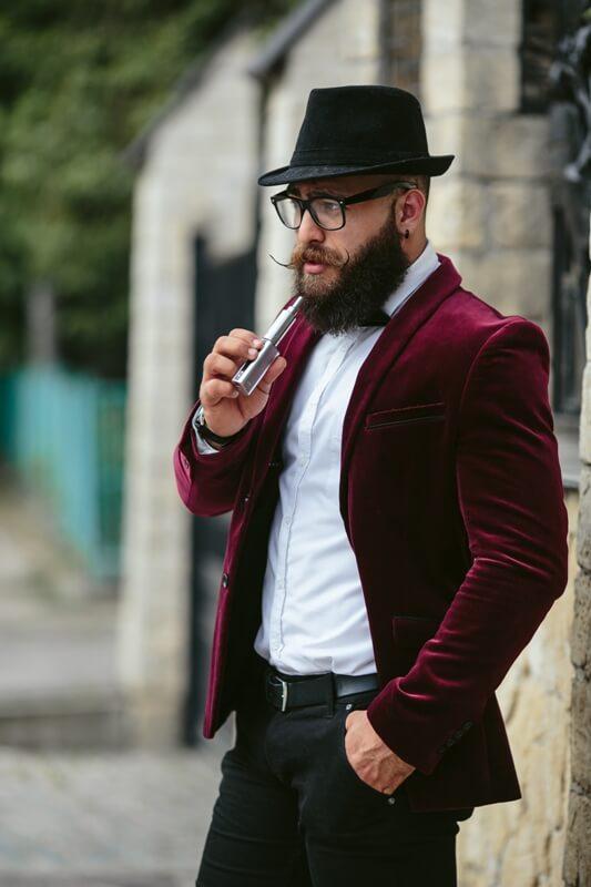 E sigara içicisi